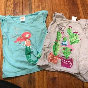 Guc size 2T short sleeved t shirts